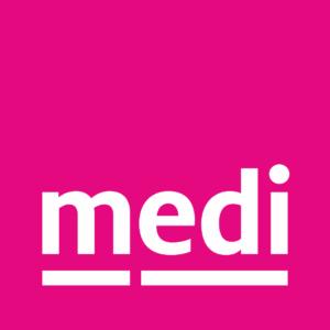 Logo firmy Medi